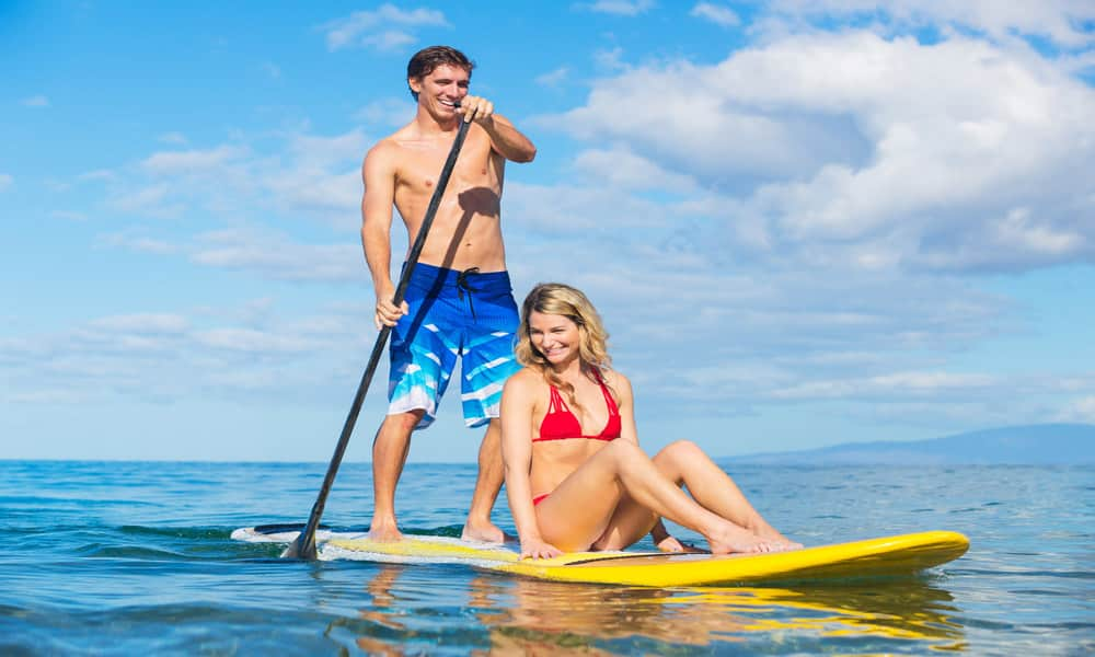 le-stand-up-paddle