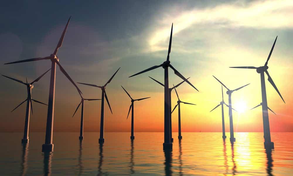 Le projet éolien au large d'Oléron